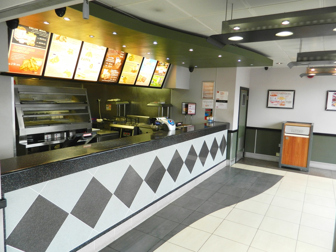 Immaculate Fried Chicken Restaurant Takeaway Pps